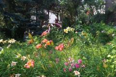 Jardin de la maison de Montréal : Fati's blog